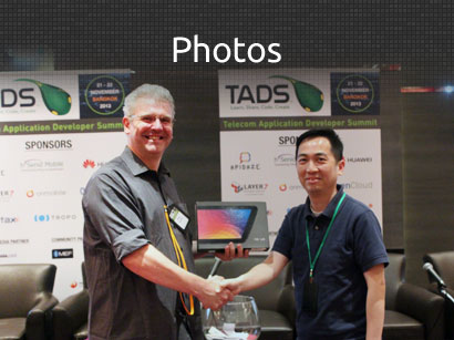 Photos from Telecom Application Developer Summit Bangkok 2013