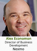 Alex Economon - Director of Business Development, Nexmo