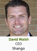 David Walsh - CEO, Shango