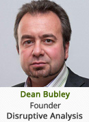 Dean Bubley - Founder, Disruptive Analysis