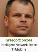 Grzegorz Sikora - Intelligent Network Expert, T-Mobile