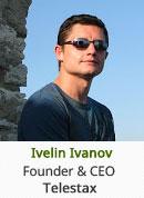 Ivelin Ivanov - Founder & CEO, Telestax