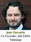 Jean Deruelle - Co-Founder and General Manager EMEA, Telestax