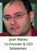 Juan Mateu - Co-Founder & CEO, Solaiemes