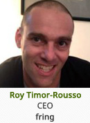 Roy Timor-Rousso - CEO, Genband fring