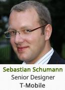 Sebastian Schumann - Senior Designer, T-Mobile