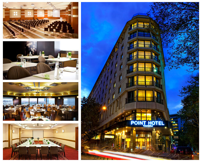 Point Hotel Taksim Photos