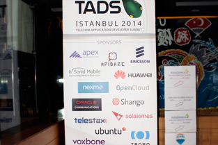 A big thanks to all our sponsors and partners for making TADS 2014 possible