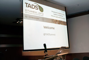 Welcome to TADSummit Instanbul! Istanbul is an ideal event location, and has a big telecom app dev community