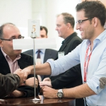 Oracle and Portugal Telecom at Speed Networking